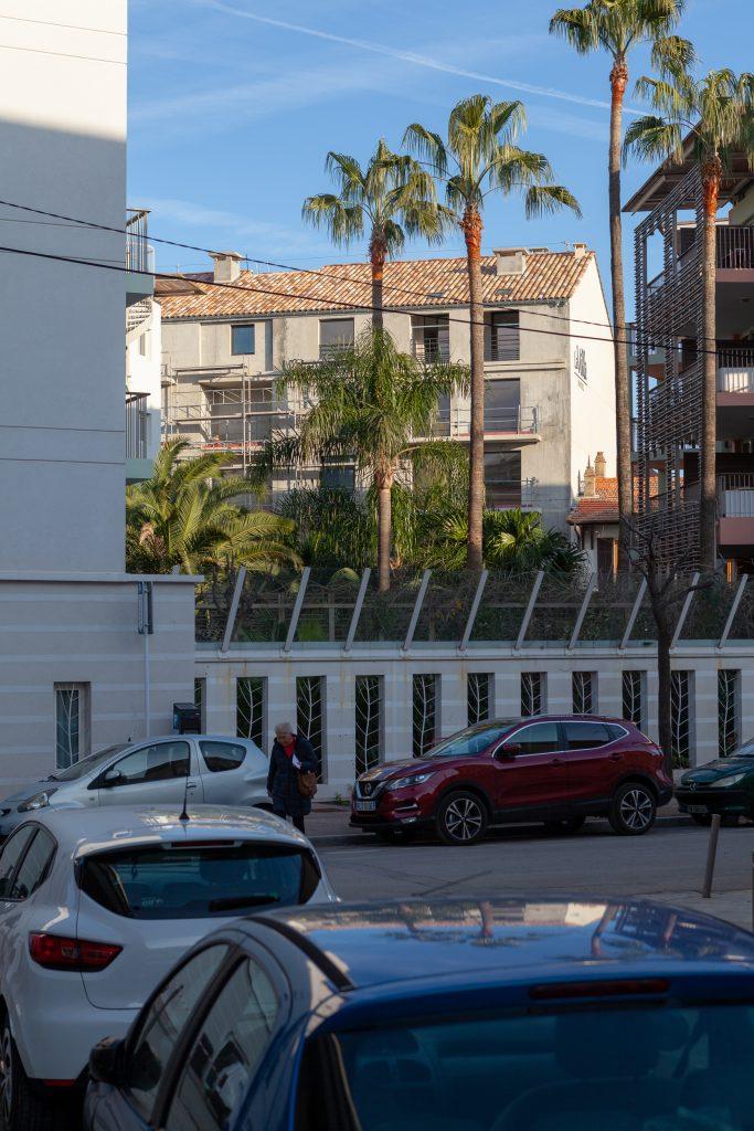 antibes mistral hotel la villa