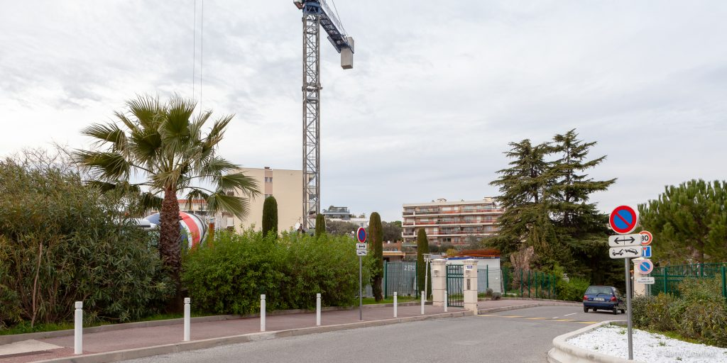 270 chemin des Combes antibes terrasses marines