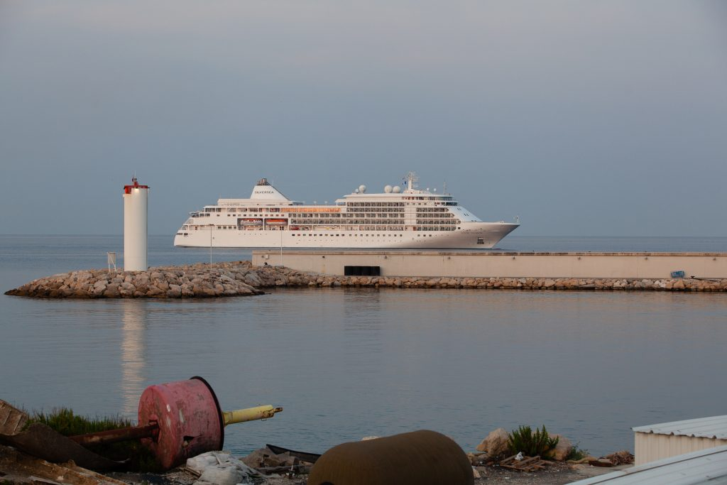 Antibes cruise ships croisières
