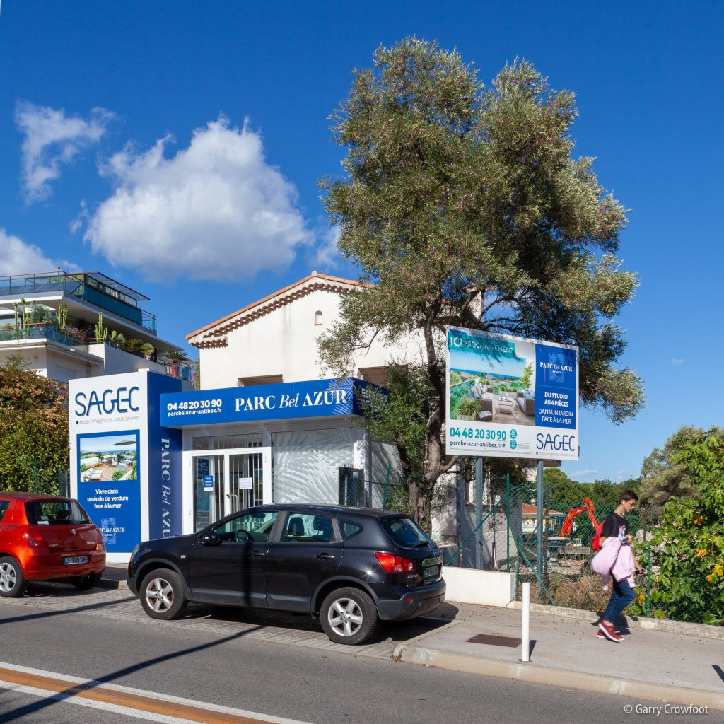 450 chemin des Combes Parc Bel Azur Antibes
