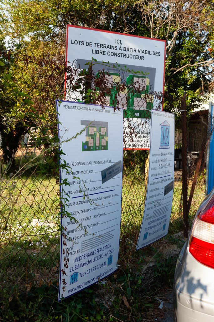 clos tilleuls jules grec antibes 2018