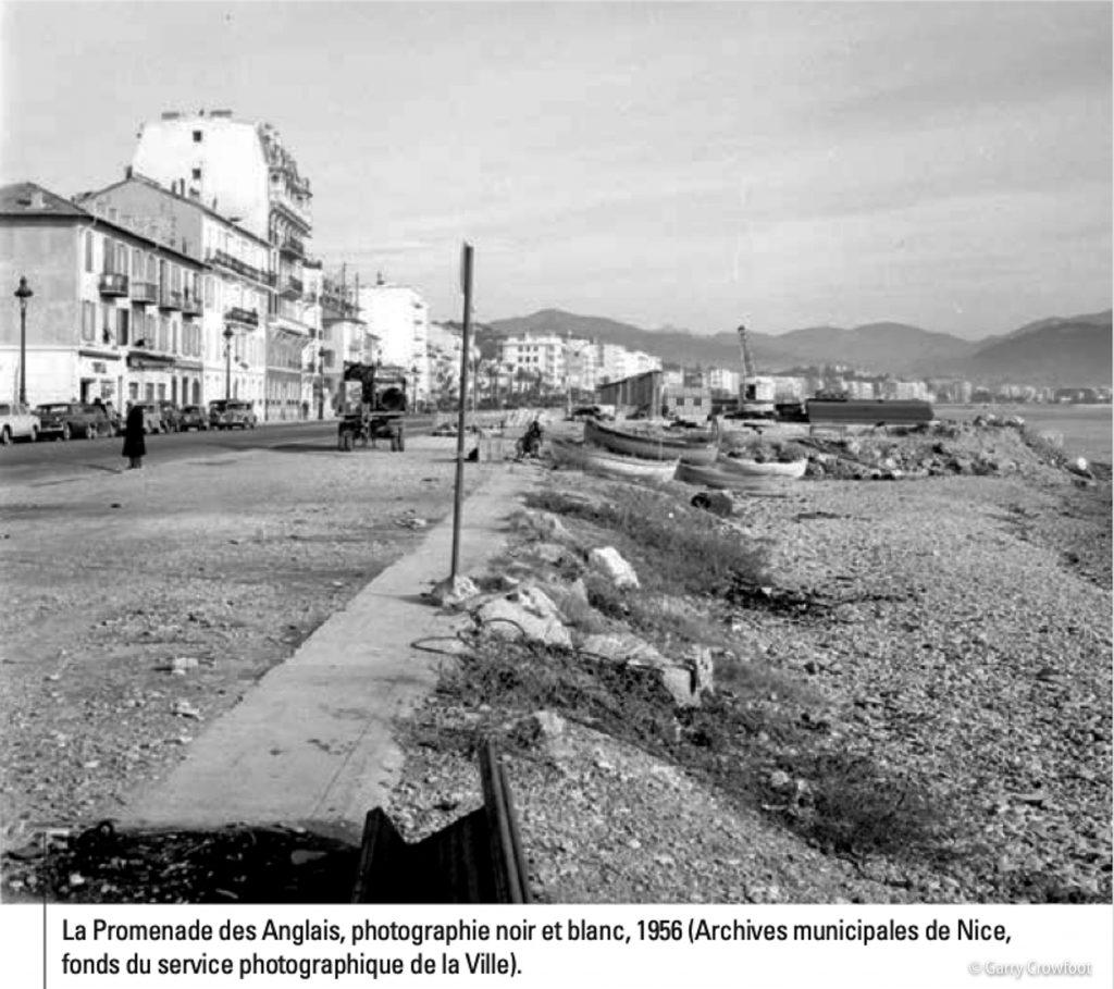 Carras Nice photo 1956