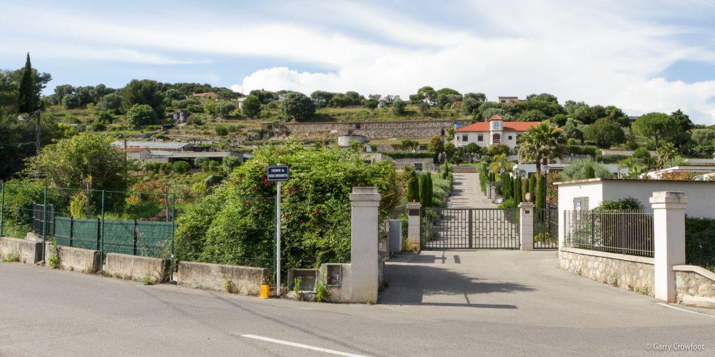 1394 chemin de St Maymes Antibes serres