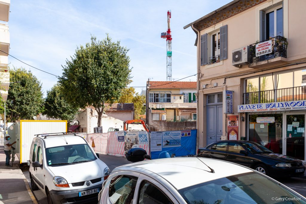 30-32 avenue Thiers Antibes