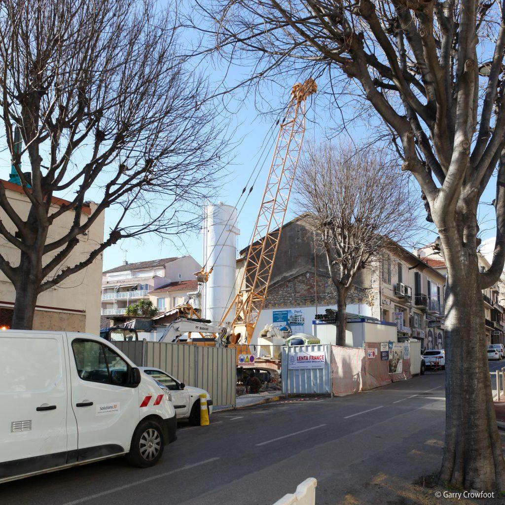 30-32 avenue Thiers Antibes Balcons d'Hélios