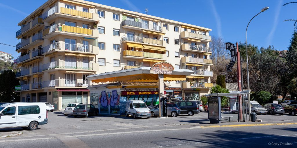 station service route grasse antibes
