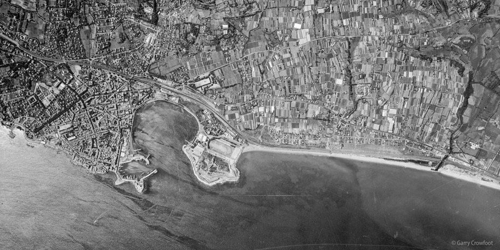 IGN Antibes Serres 1950