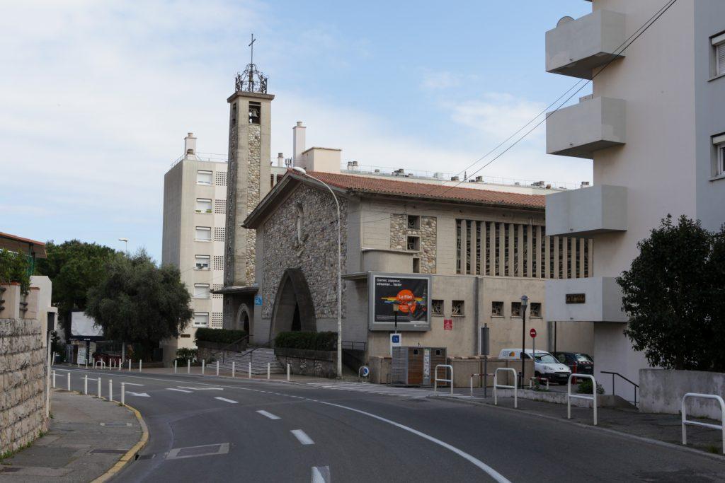 Église Notre Dame de l'Assomption Antibes