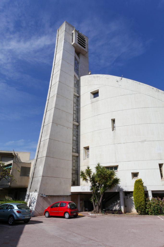 Église Sacré Cœur Antibes