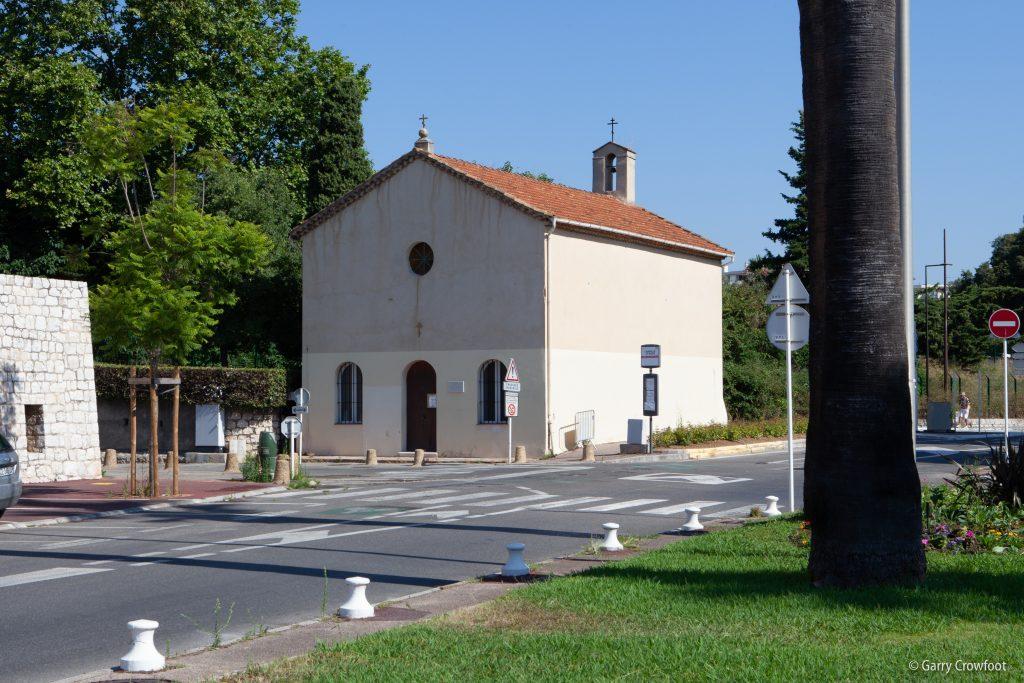 Chapelle Saint Roch Antibes Port