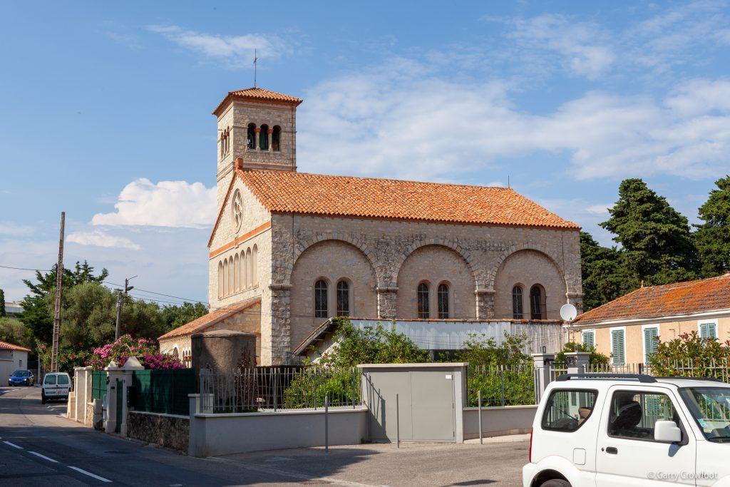 Church of Christ Bd Meilland Antibes
