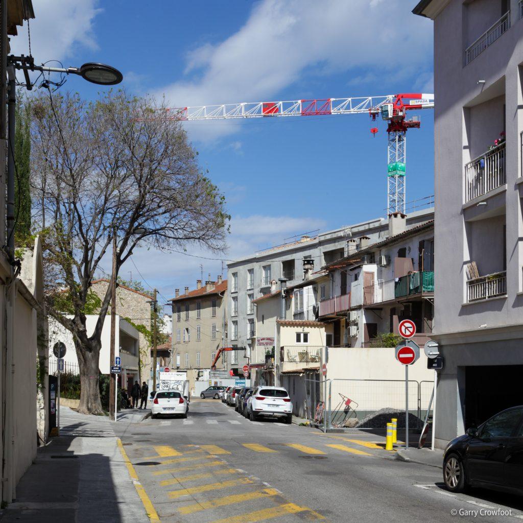 Marenda rue Macé Antibes 06600 2021