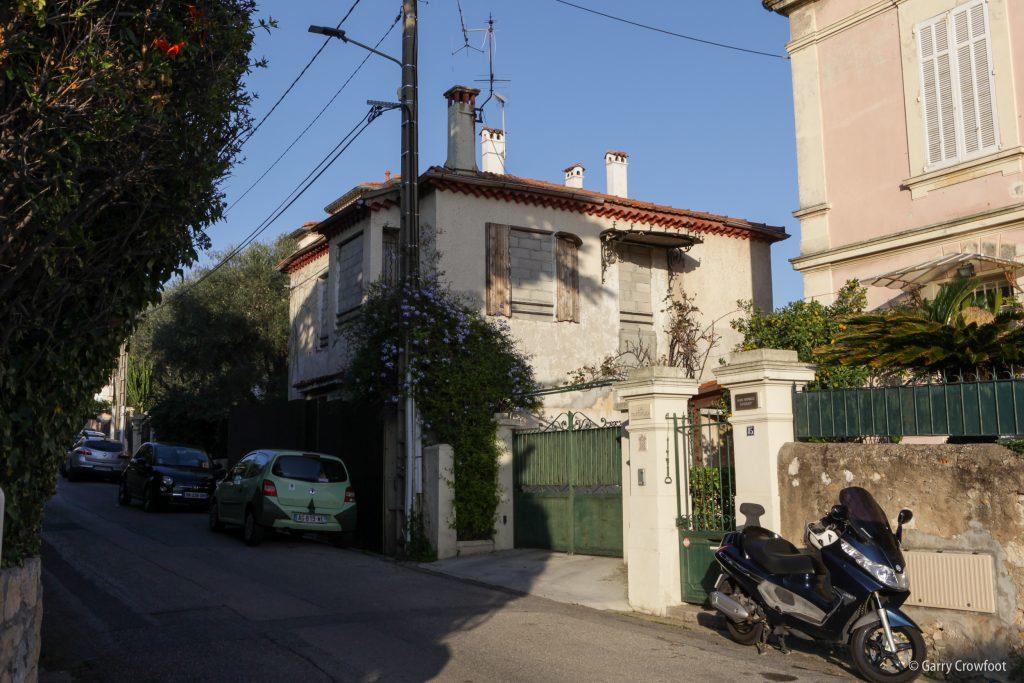Maison murée Fournel Badine Antibes