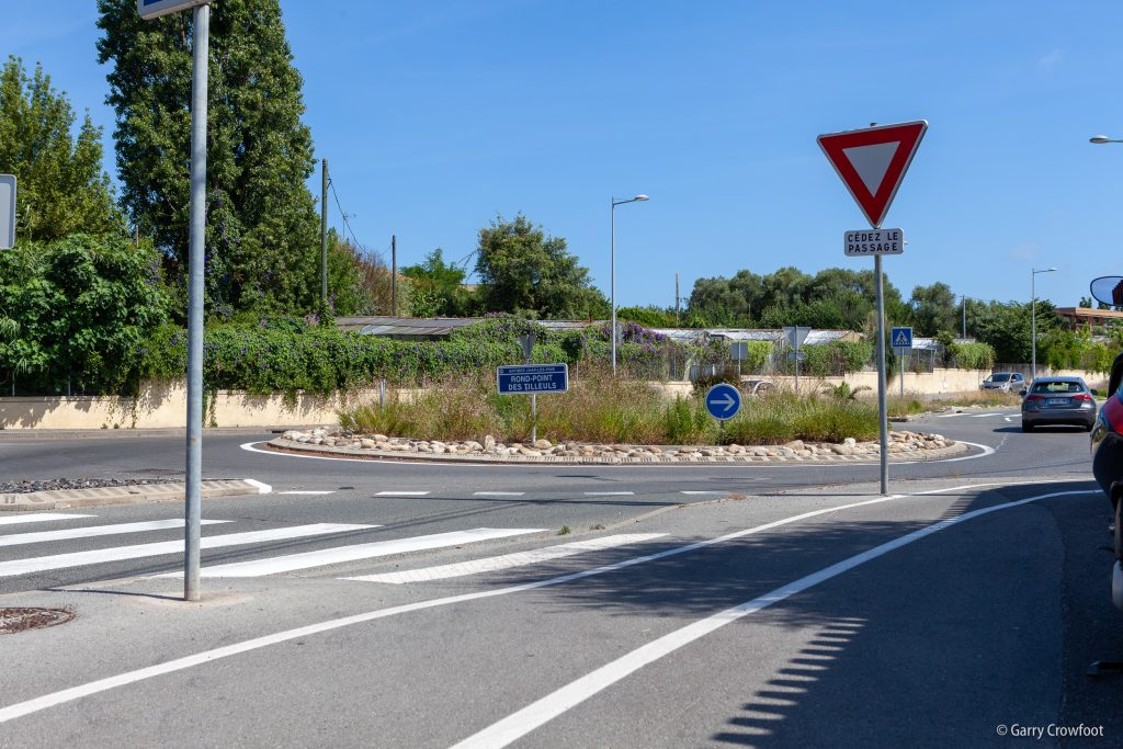 Rond-point Tilleuls Antibes