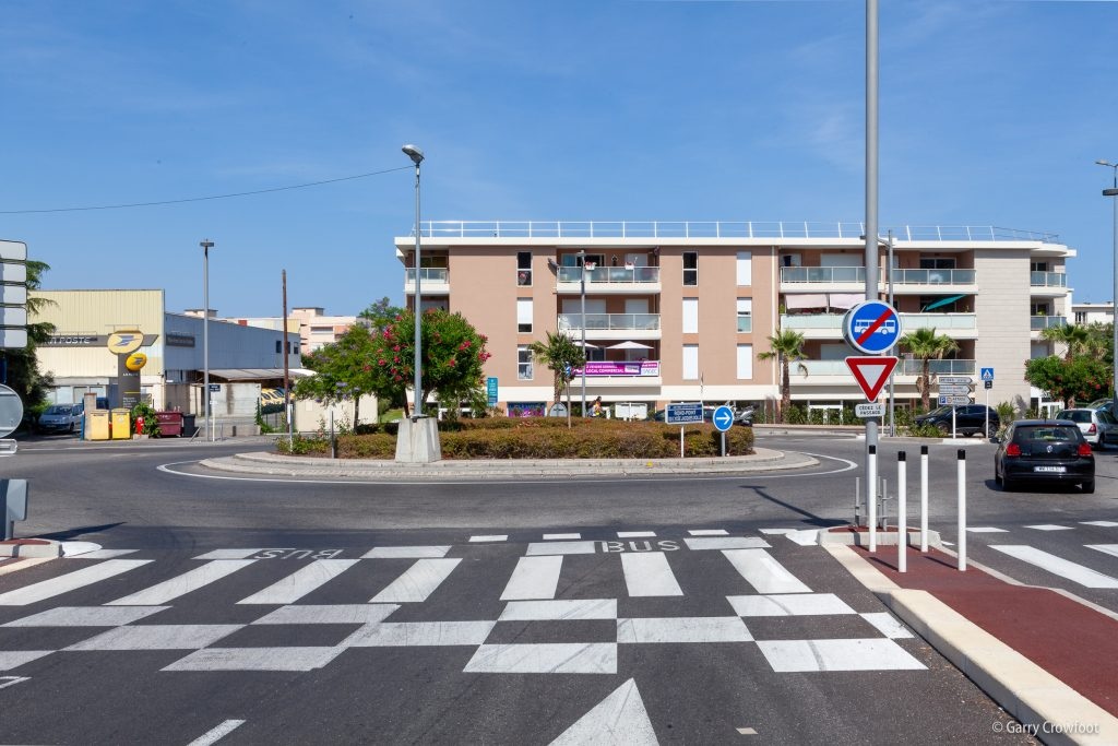 Rond-point Jacques Dolle Antibes
