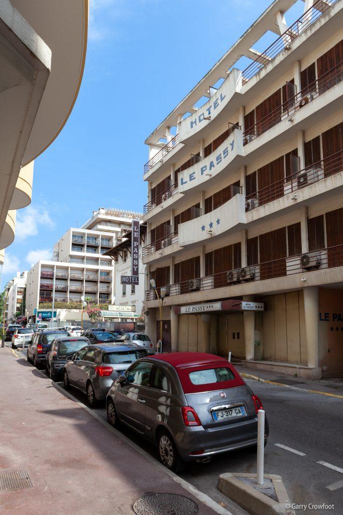 Hôtel Le Passy Antibes Juan les Pins