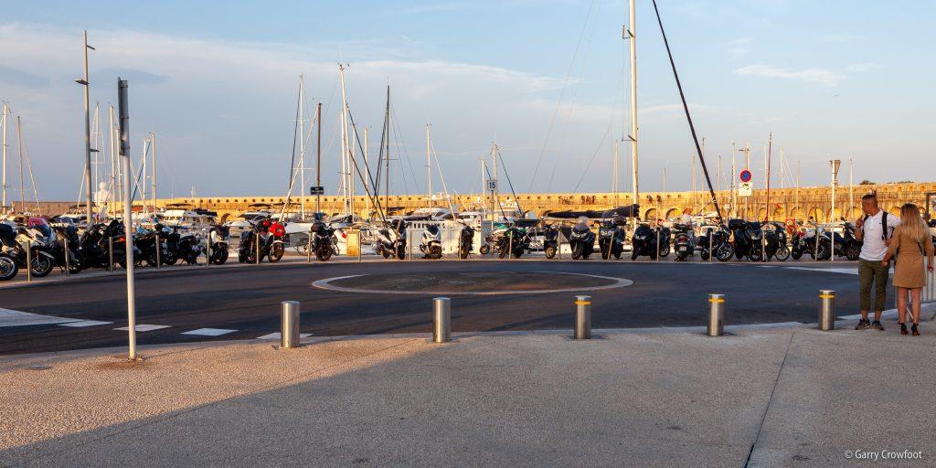 Rond Point Port Vauban Antibes