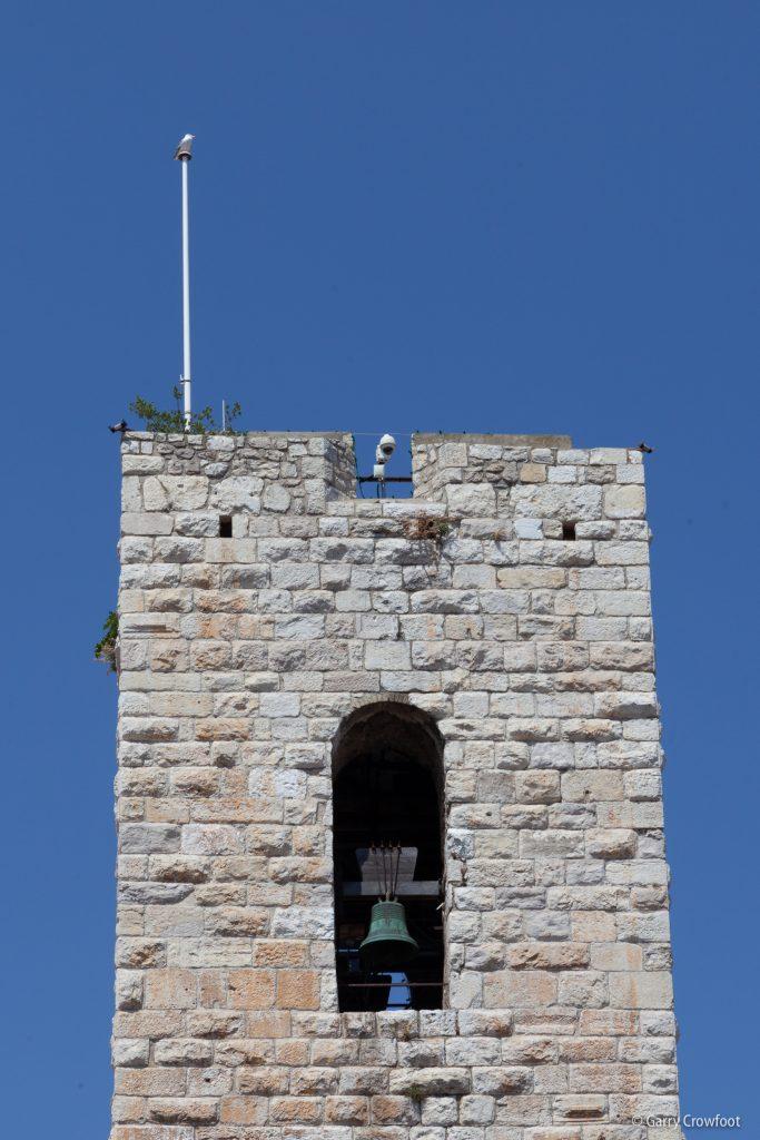 Caméra de vidéo surveillance Antibes Cathédrale