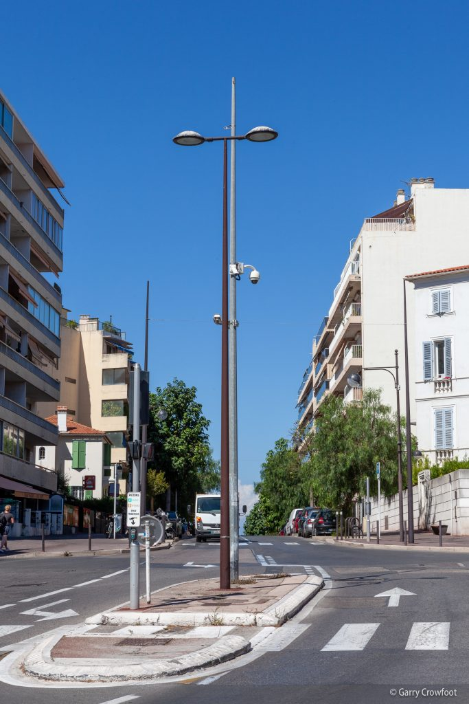 Camera video surveillance Antibes wilson lycée audiberti