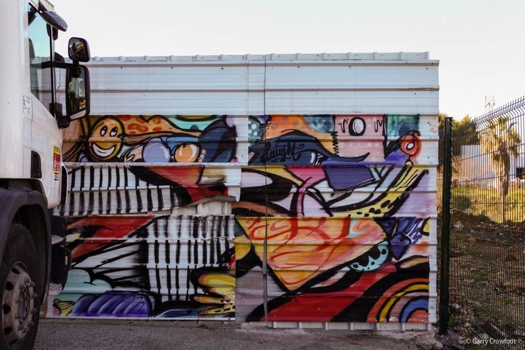 Graffiti Antibes