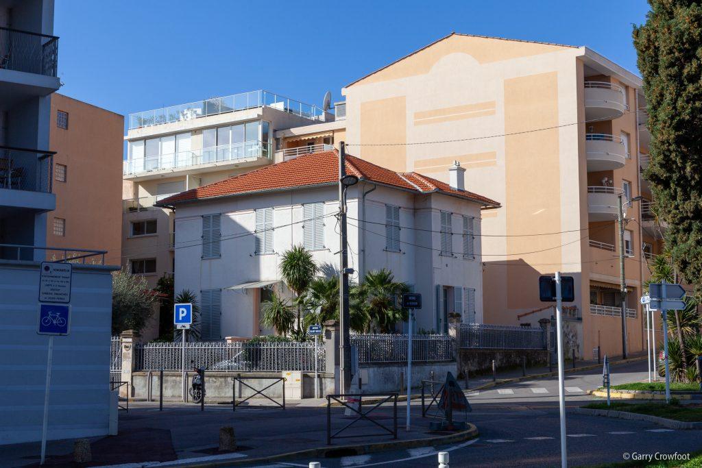 Villa centre ville Antibes