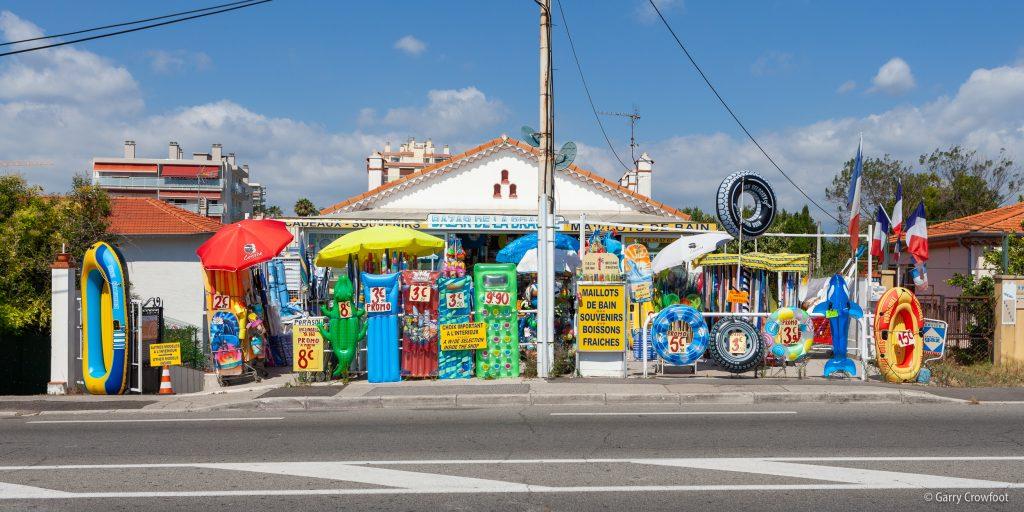 Articles de plage RNC route de Nice Antibes