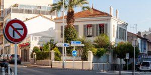 Villas du centre