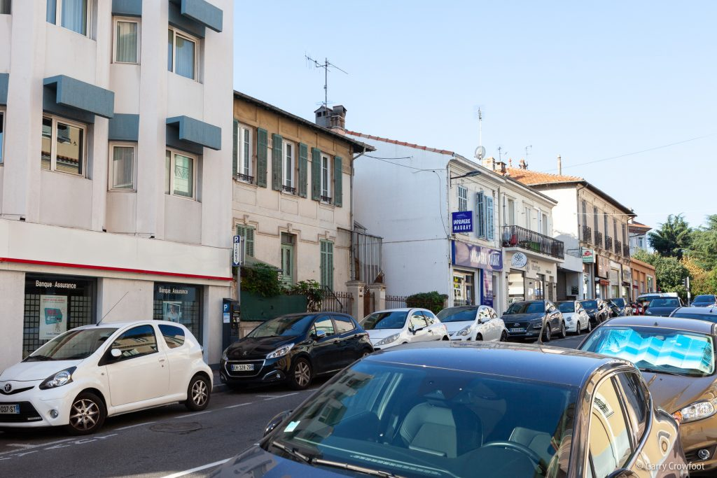 18 avenue Thiers Antibes