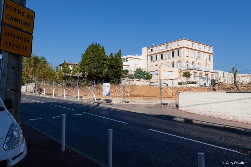 Institution Mont St Jean école Châtaignier Antibes
