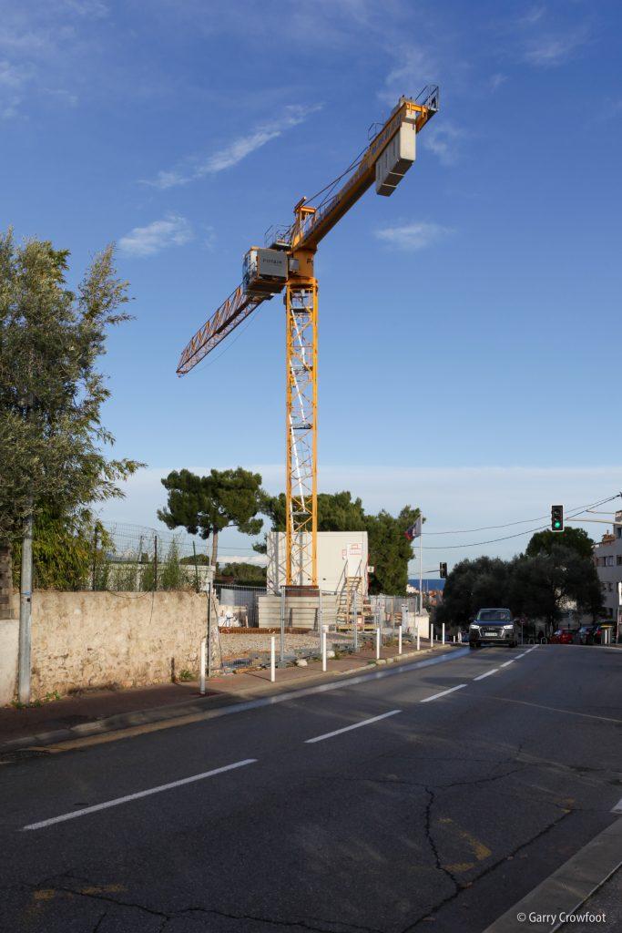 Mont saint Jean école châtaignier Antibes