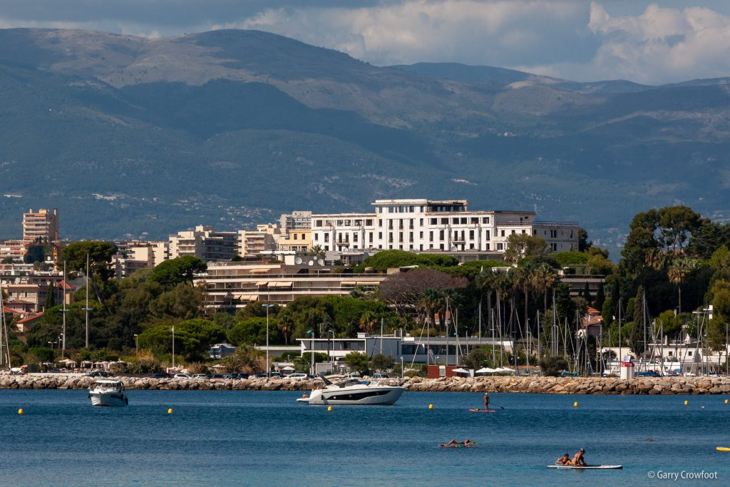 Hotel Provençal Juan les Pins Cap d'Antibes