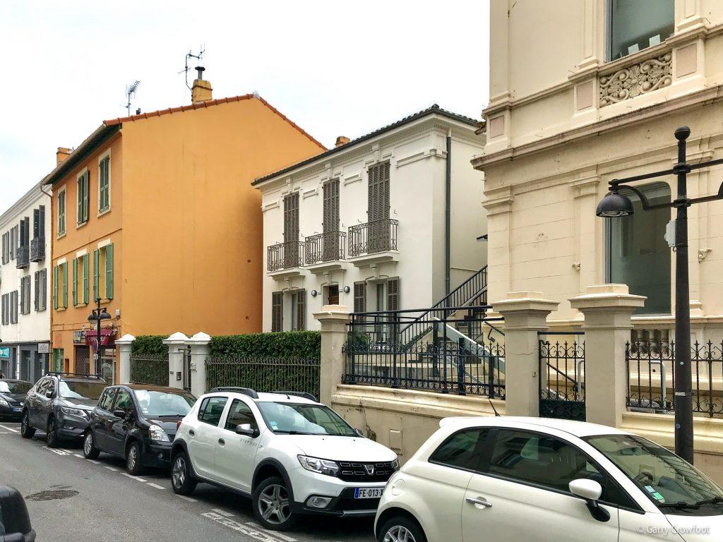6 avenue Guillaubert Antibes villa
