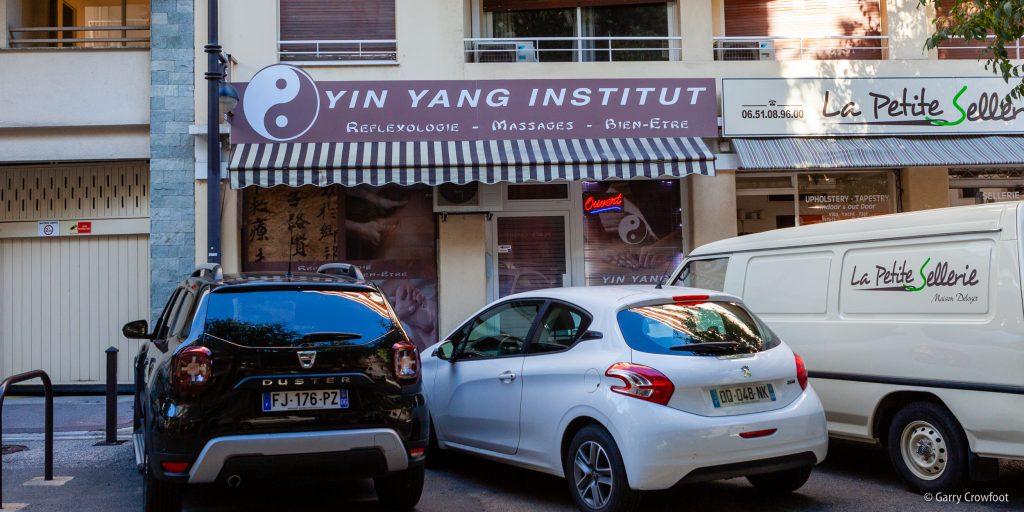 Massage Yin Yang boulevard Foch Antibes