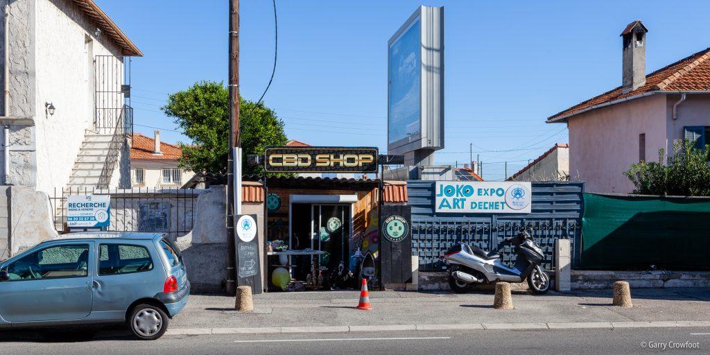 CBD Shop 534 avenue de Nice Antibes