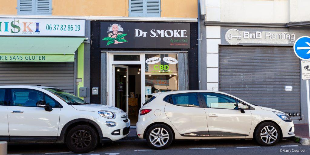 CBD Dr Smoke Antibes