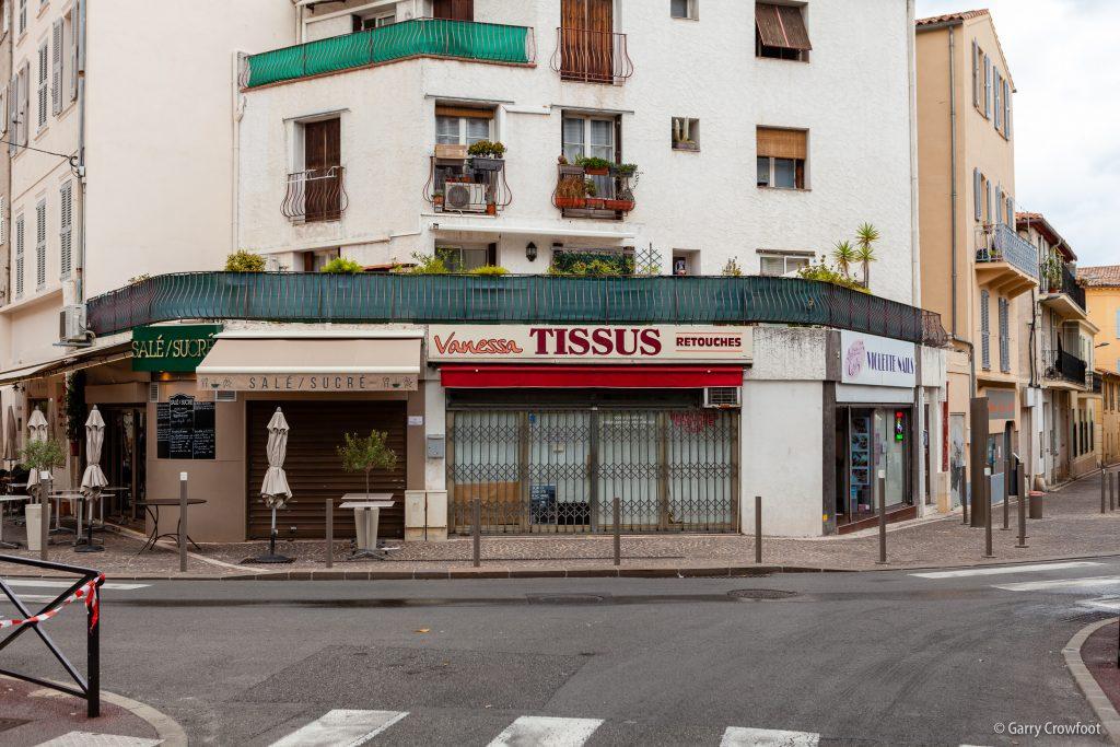 Vanessa Tissus Reille Antibes