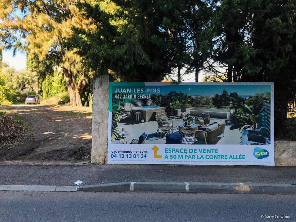 Jardin Secret Juan Les Pins Antibes 2020
