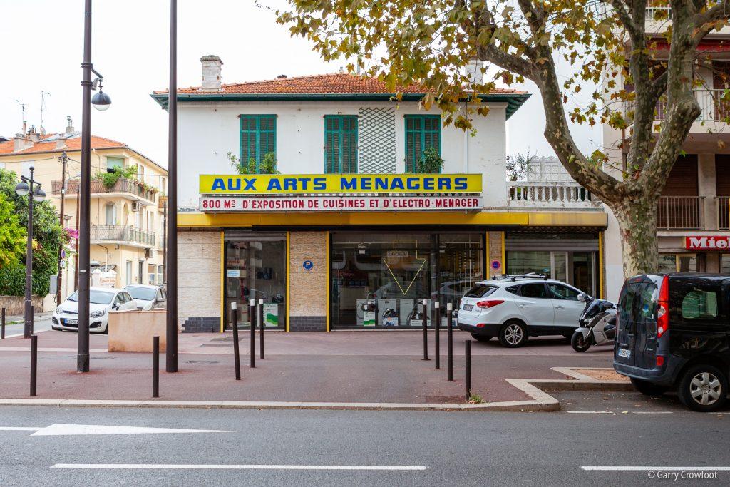 Aux Arts Ménagers Boulevard Albert 1er Antibes