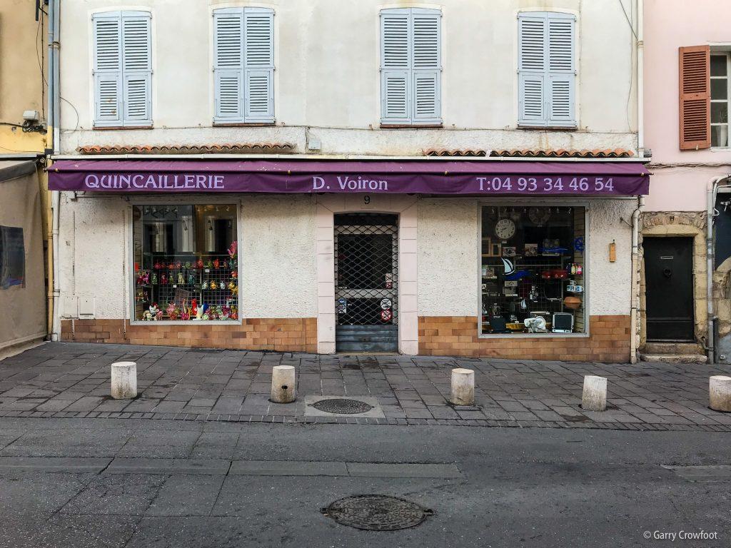 Quincaillerie Voiron Antibes
