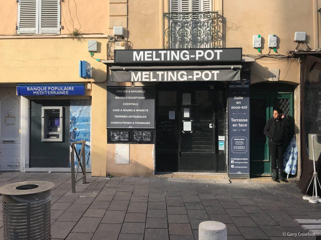 Melting Pot Antibes