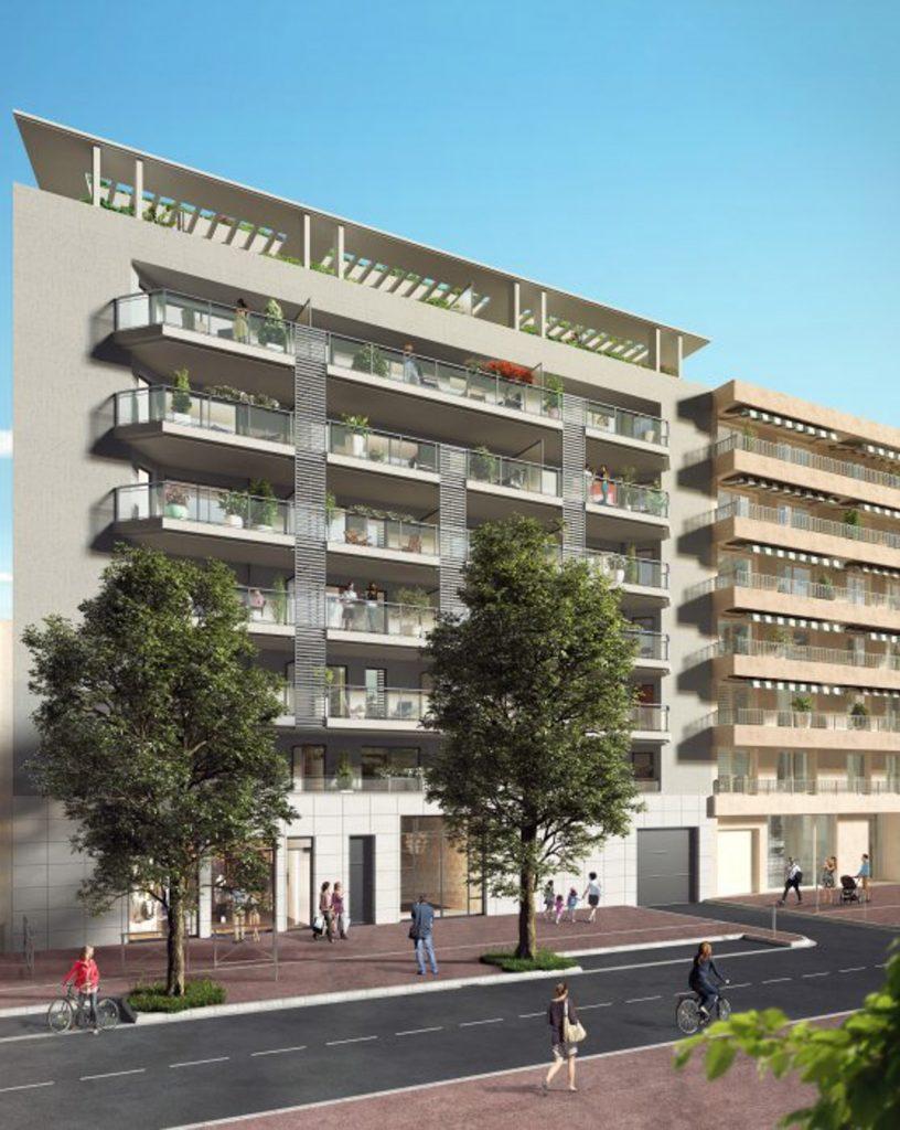 60-62 boulevard Poincaré Juan les Pins O'Cap