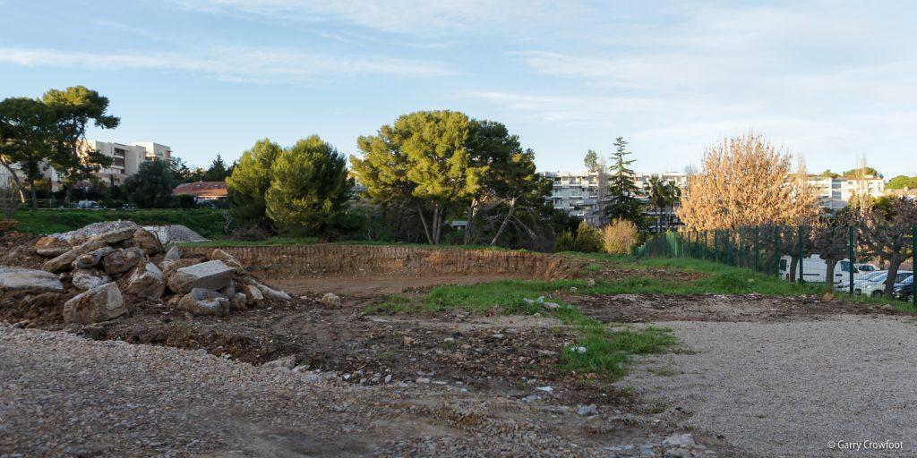 Plateau Fleuri Antibes site