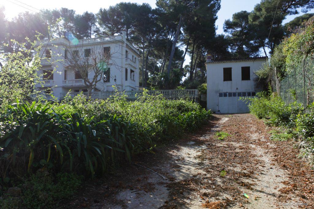 Impasse Sauvagette Cap d'Antibes 2021