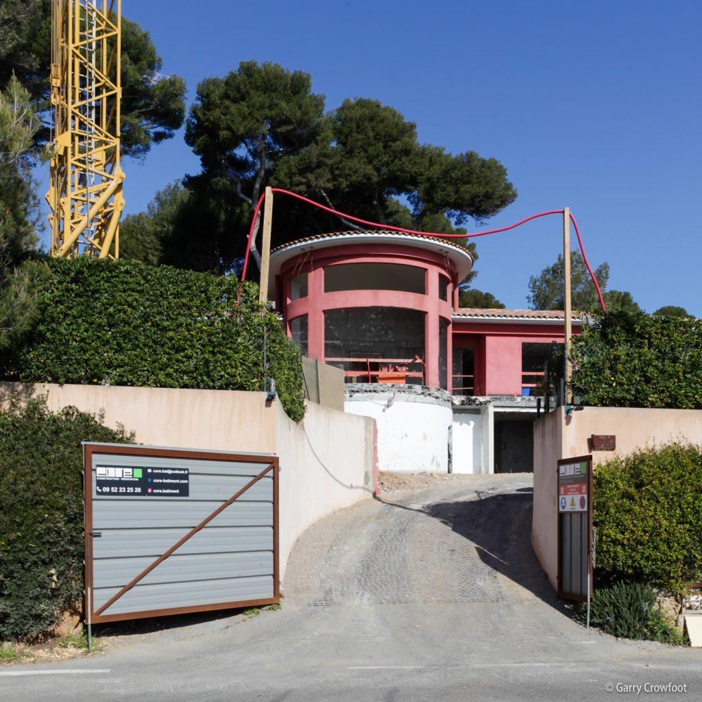 864 Bd Bacon Antibes Villa Darine