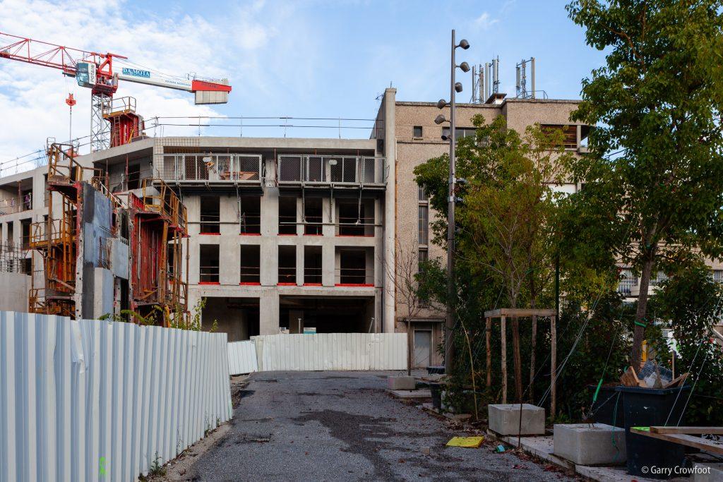 Place des Martyrs de la Résistance Antibes Marenda 2020