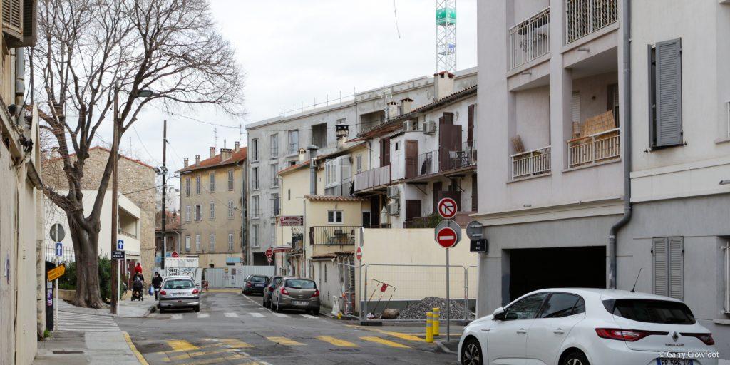 Marenda rue Vauban Antibes