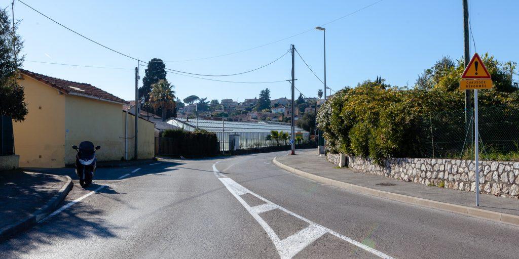 145 chemin de la Constance Antibes construction