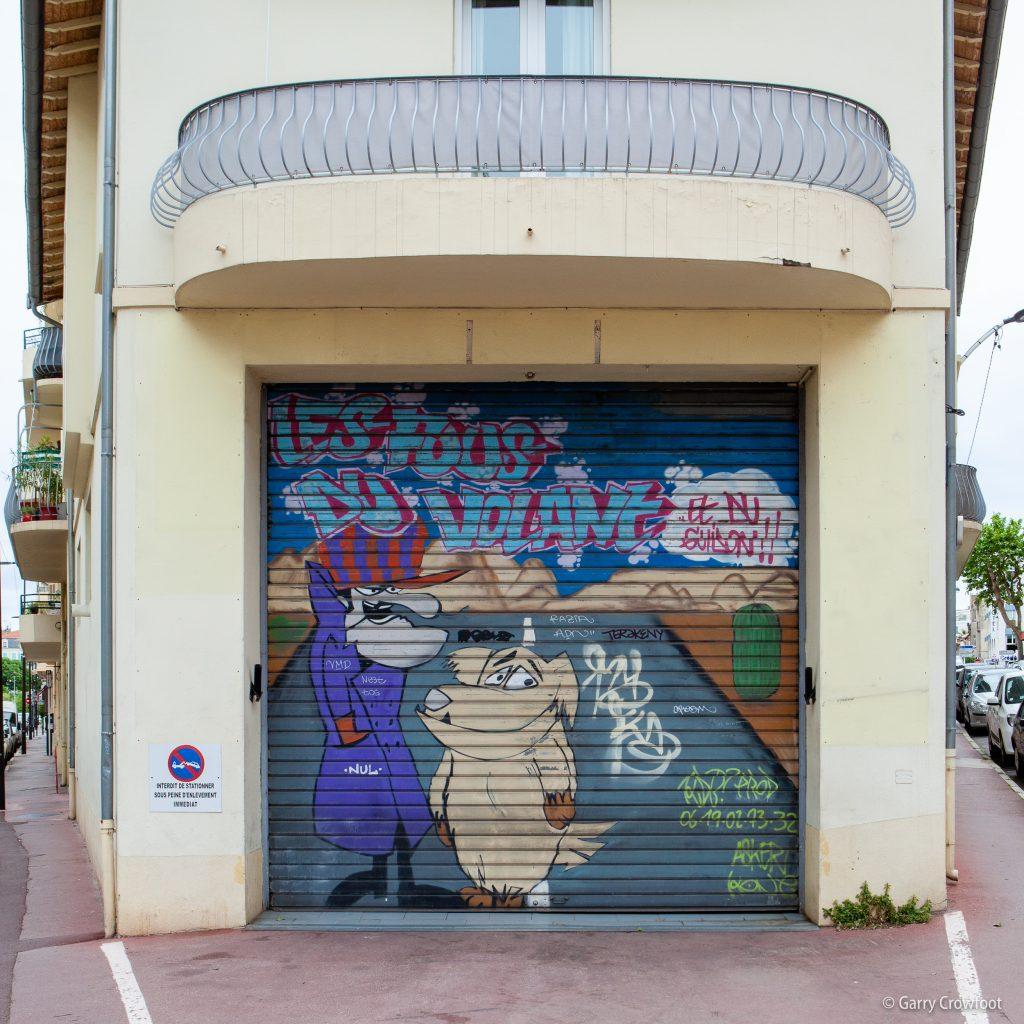 Tournelli garage Antibes