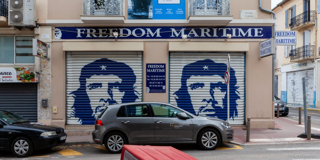 Thiers Antibes Freedom Maritime