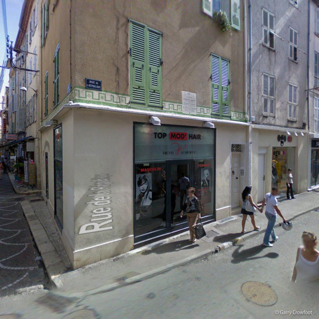 58 rue République Antibes 2008